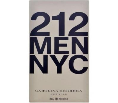 Imagem 987 212 Men Carolina Herrera Eau de Toilette - Perfume Masculino 200ml