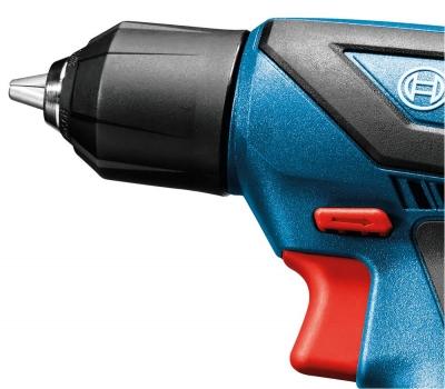 Imagem 907 Parafusadeira/Furadeira Bosch GSR 1000 Smart com Maleta e 10 Acessórios - 12v