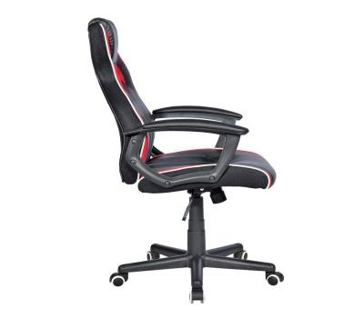 Imagem 1070 Cadeira Gamer com Base Revestida e Inclinação, Preta/Vermelha HC-2594  Vermelho
