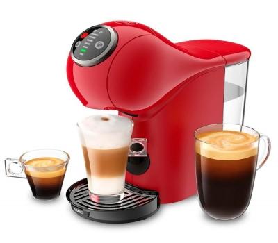 Cafeteira Expresso Arno Dolce Gusto Genio S Plus Multibebidas - Vermelha