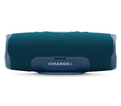 Imagem 1051 Caixa de Som Bluetooth Charge 4 Azul JBL à Prova d´água, carregador para celular