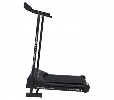 Imagem 1703 Esteira Ergométrica Eletrônica Dream Fitness Speed 1600 Prata – Bivolt
