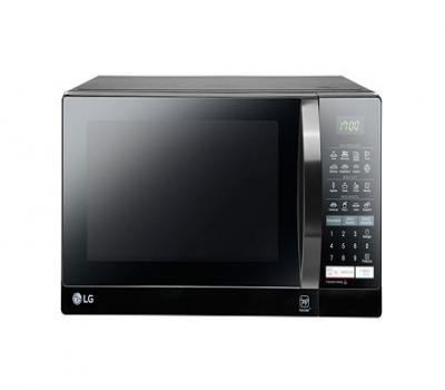Leilão Forno de Micro-ondas LG MS3057Q 30L – Preto
