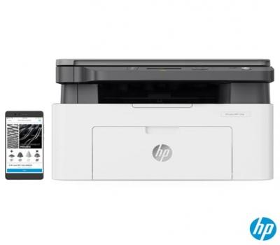 Impressora Multifuncional HP Laser 135w com Conexão Wi-Fi Integrada