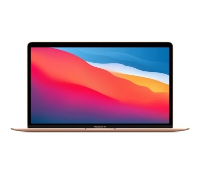 Macbook Air MGND3BZ/A M1 8GB 256GB 13 Pol. - Dourado