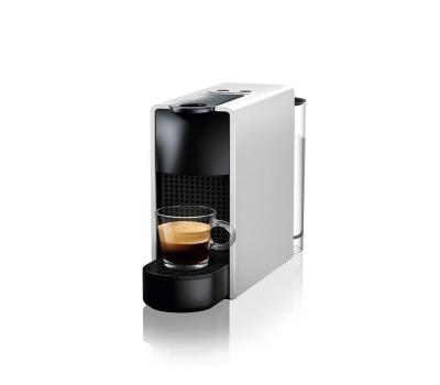 Leilão Máquina de Café Nespresso Essenza Mini C30 com Kit Boas Vindas - Silver