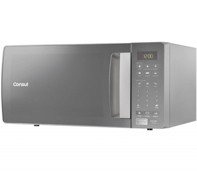 Leilão Micro-ondas Consul Espelhado 32 Litros - CMS45 110v