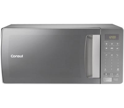 Imagem 6693 Micro-ondas Consul Espelhado 32 Litros - CMS45 110v
