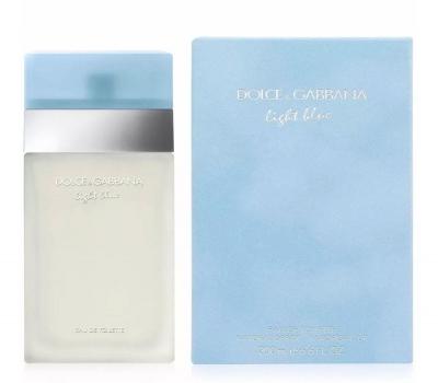 Leilão Perfume Dolce & Gabbana Light Blue Eau de Toilette 200ml Feminino