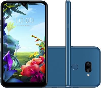 Leilão Smartphone LG K40s 32GB Dual Chip Android 9 Tela 6.1 Octa Core 2.0GHz 4G Câmera 13+5MP