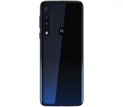 Imagem 299 Smartphone Motorola One Macro 64GB Azul Espacial 4G 4GB RAM Tela 6,2 Câm. Tripla + Câm. Selfie 8MP