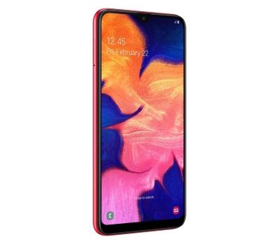 Imagem 778 Smartphone Samsung Galaxy A10 Vermelho 32GB, Tela Infinita de 6.2``