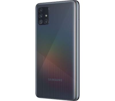 Imagem 3783 Smartphone Samsung Galaxy A51 Android Tela 6,5 Super Amoled Octa-Core 2.3 128GB 4G Câmera 48MP+12MP+5Mp - Preto