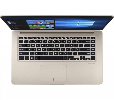 Imagem 1672 Ultrabook Asus S510 i7-8550U FHD 15.6` placa MX150 SSD 500Gb NVMe RAM 16Gb